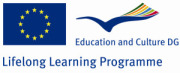 logo of education and culture lifelong learning