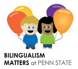 Bilingualism Matters at Penn State logo