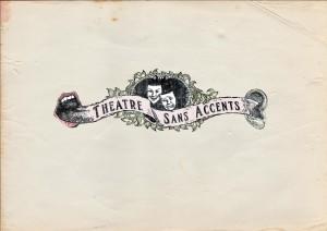 theatre sans accents